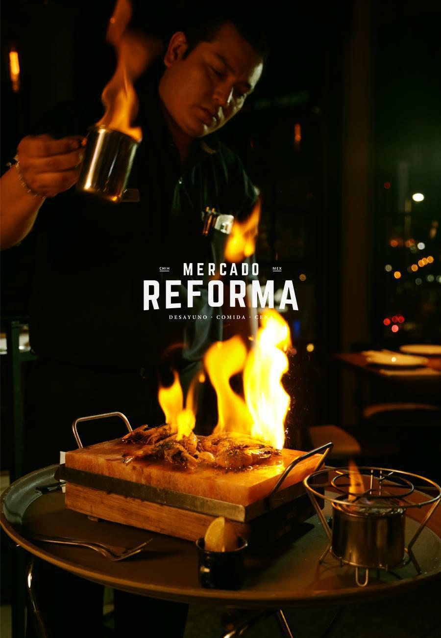 Mercado Reforma