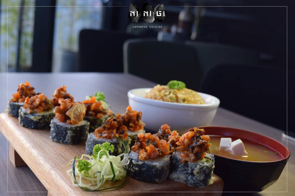Ninigi Japanese Cuisine