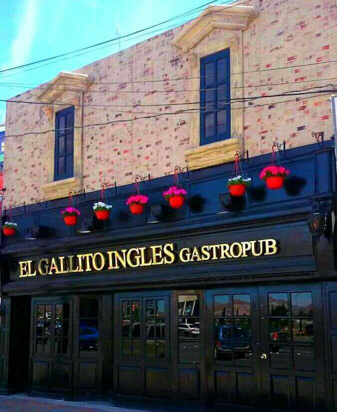 El Gallito Inglés Gastropub