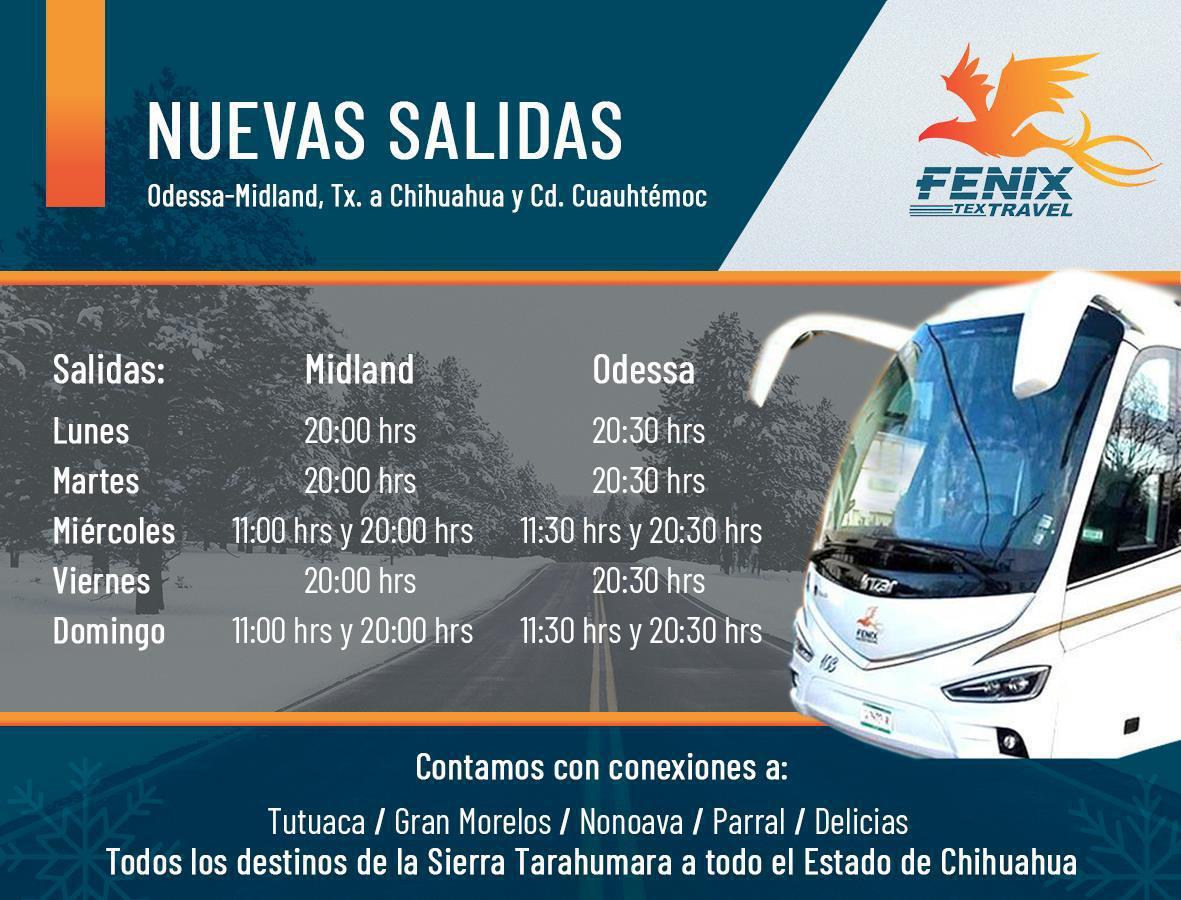 Fenix Tex Travel