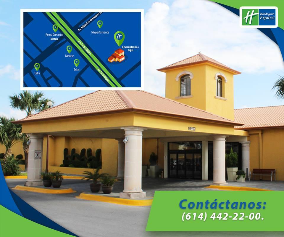 Holiday Inn Express Chihuahua