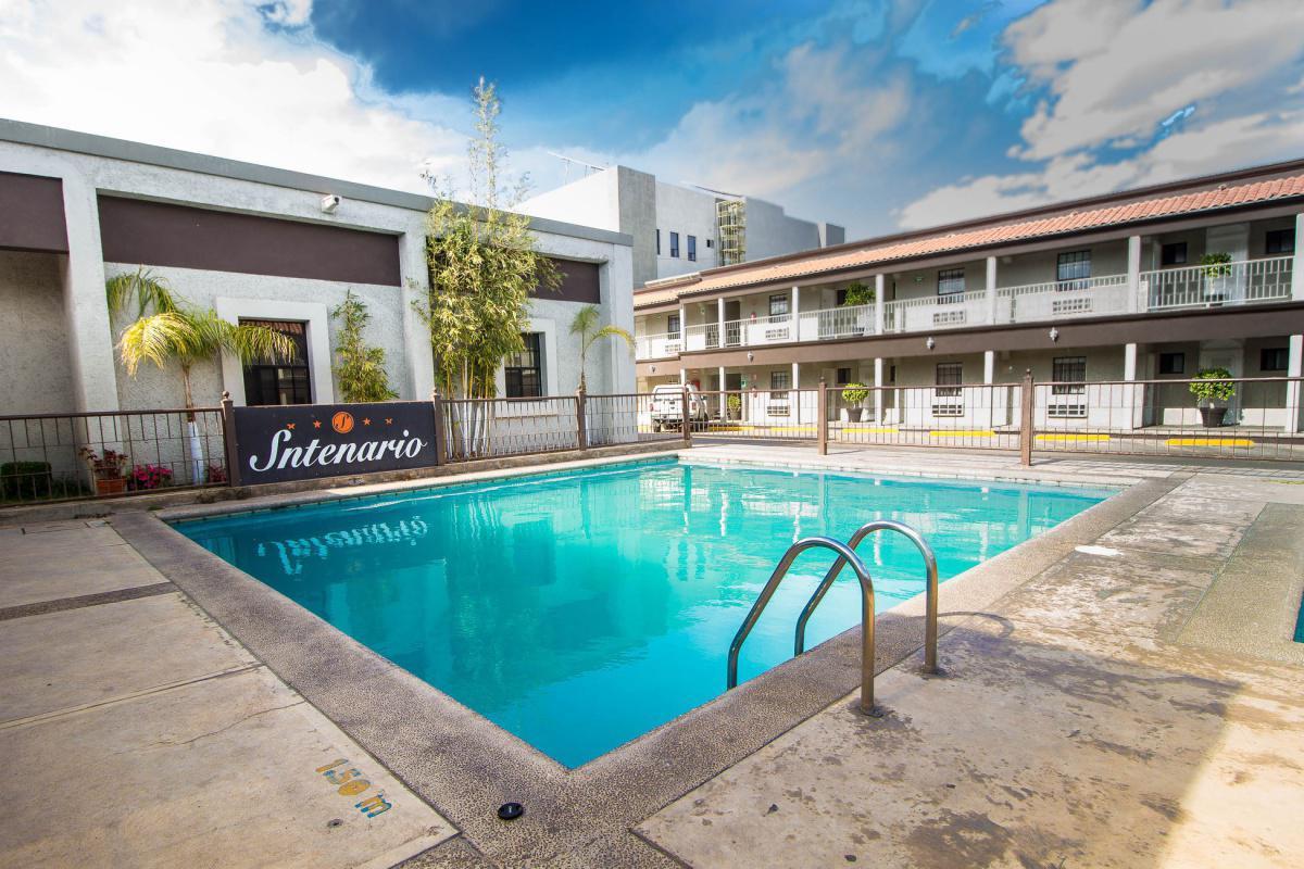 Hotel Sntenario Chihuahua