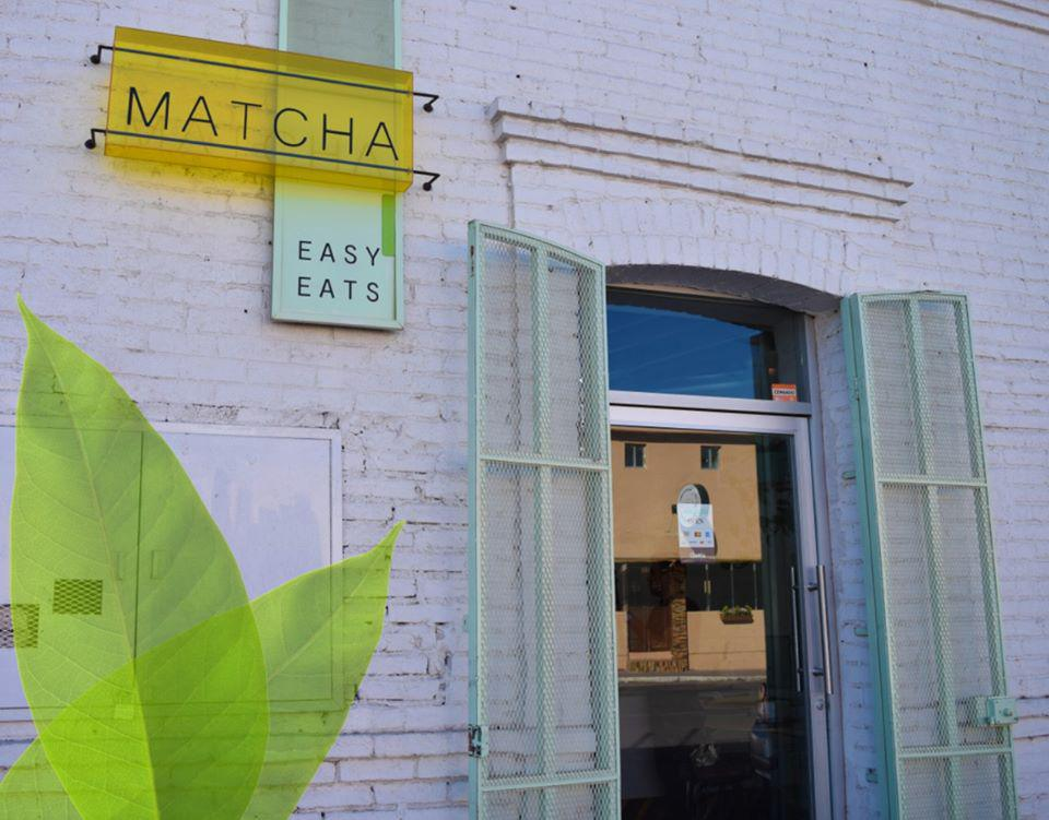 Matcha Easy-Eats