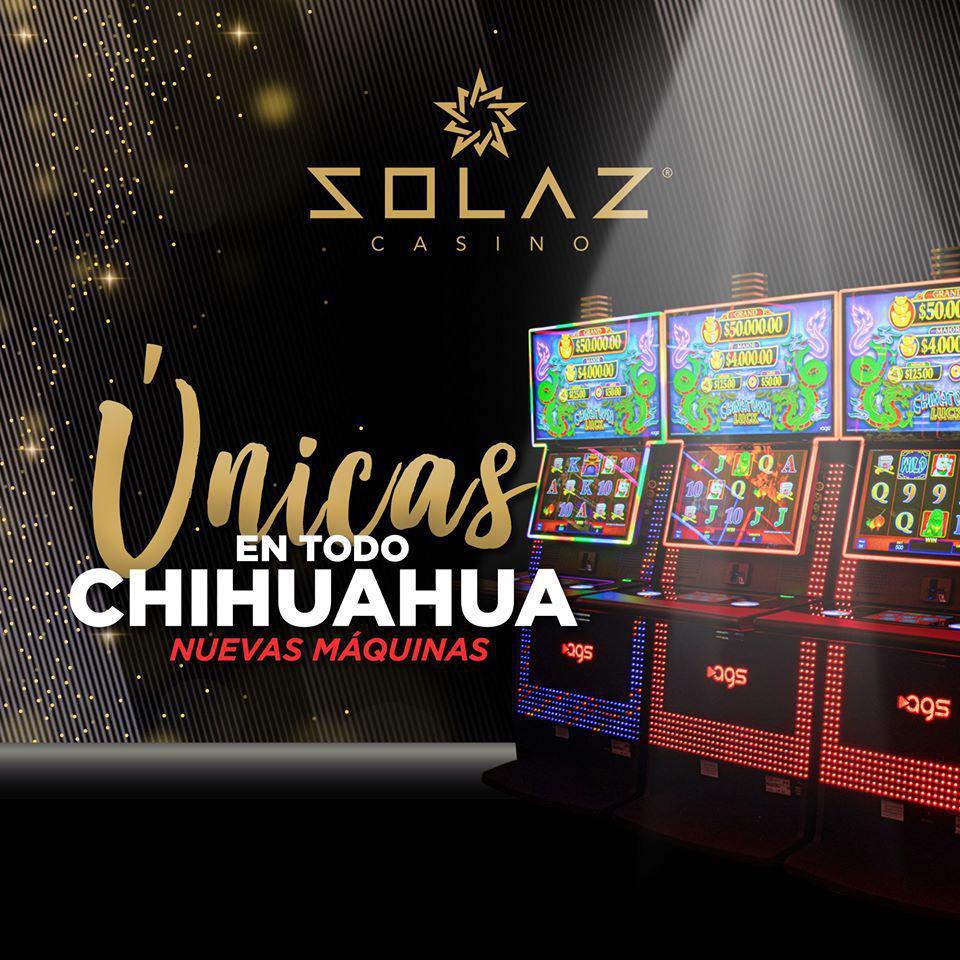 Solaz Casino Chihuahua