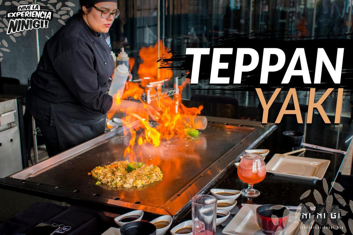Ninigi Teppanyaki Sushi Bar