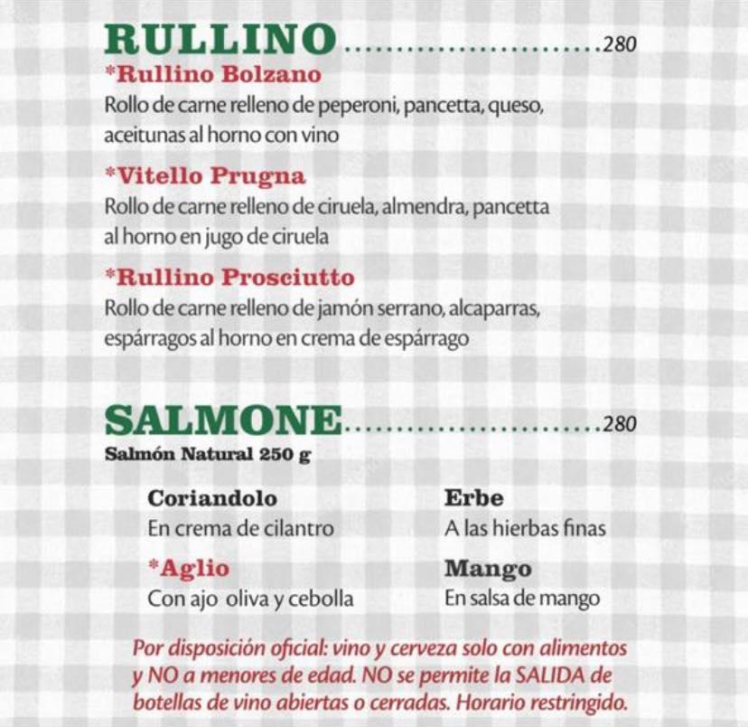 Restaurante Di Merlo