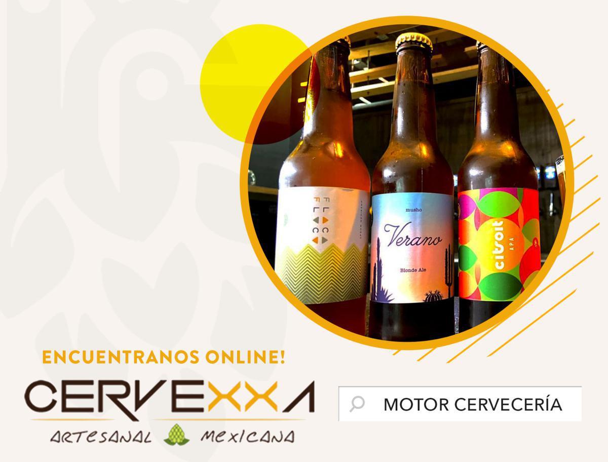 Motor cerveceria