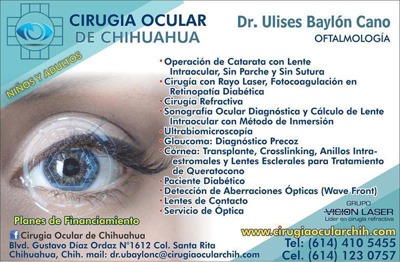 Dr. Ulises Baylón Cano