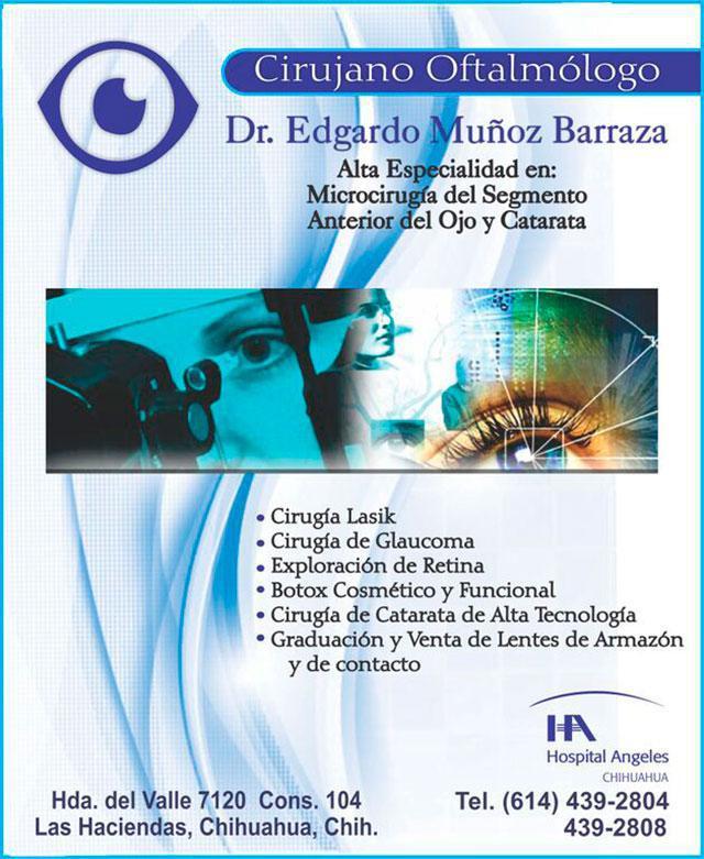 Dr. Edgardo Muñoz Barraza