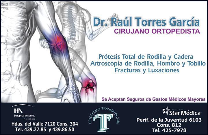 Dr. Raúl Torres García