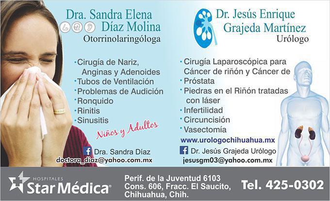 Dr. Jesús Enrique Grajeda Martínez