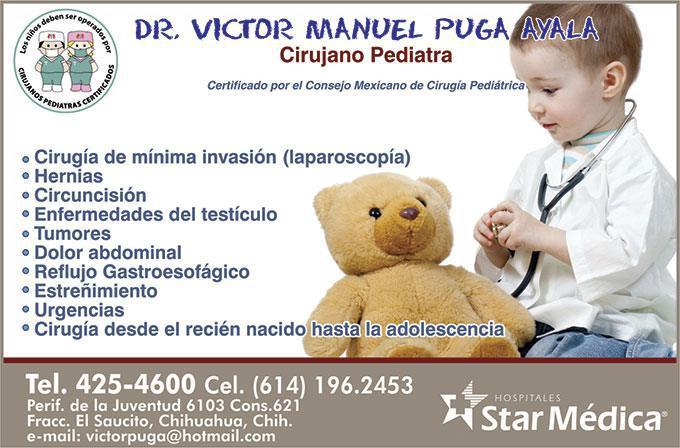 Dr. Victor Manuel Puga Ayala