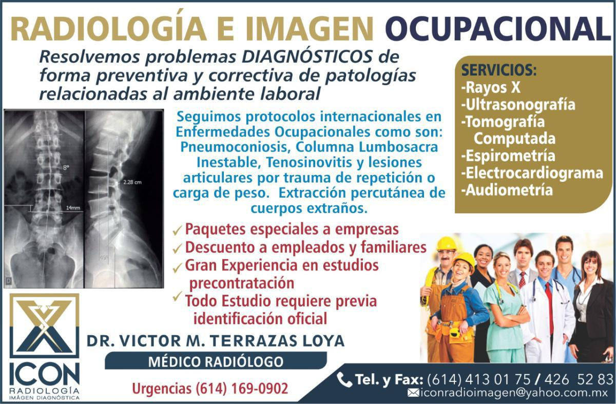 Dr. Victor M. Terrazas Loya