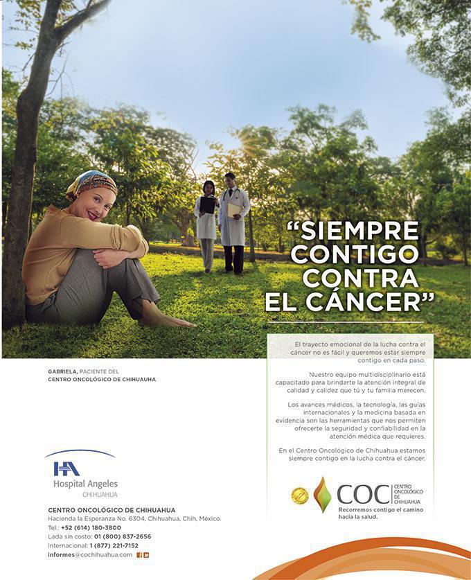 Centro Oncológico de Chihuahua