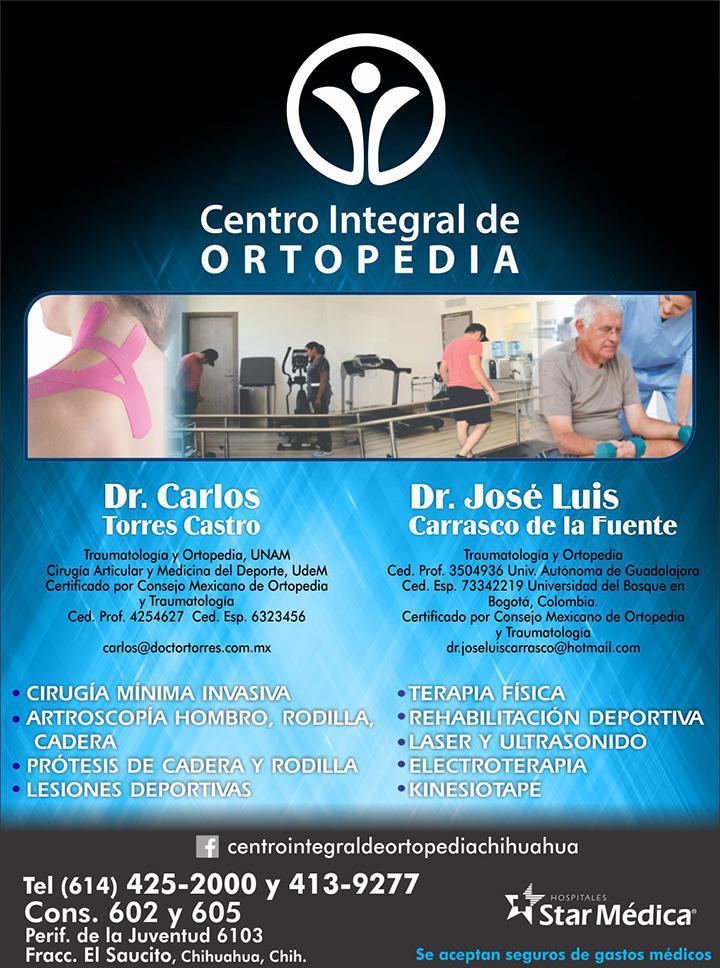 Centro Integral de Ortopedia