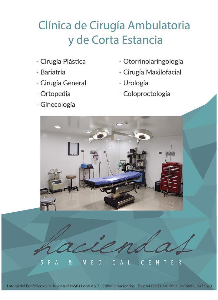 Haciendas SPA & Medical Center