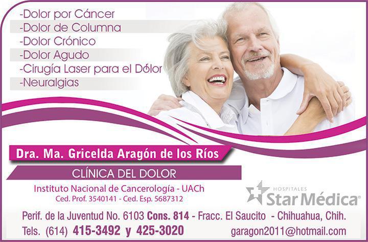 Dra. Ma. Gricelda Aragón de los Ríos