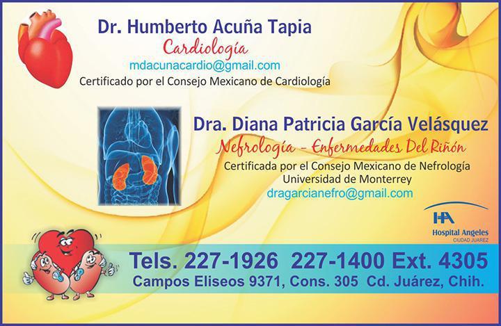 Dr. Humberto Acuña Tapia