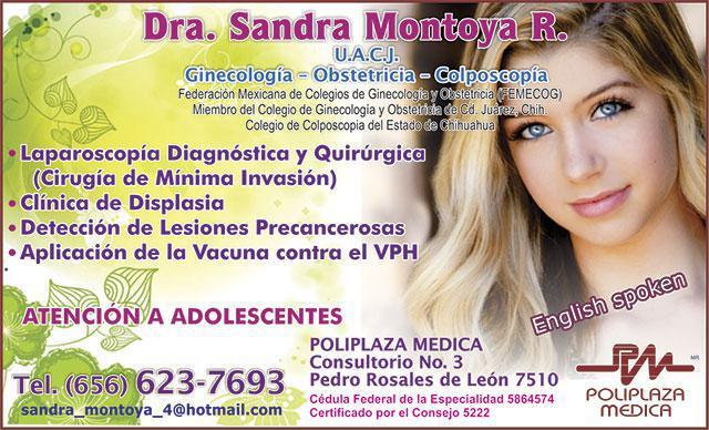 Dra. Sandra Montoya R.