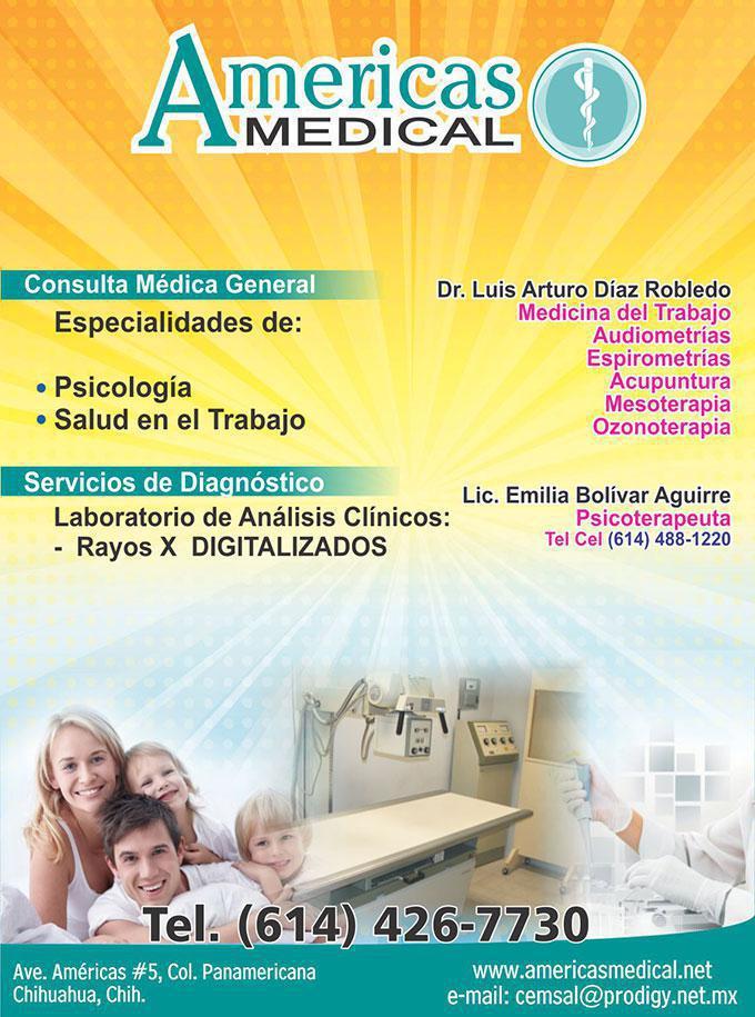 Americas Medical