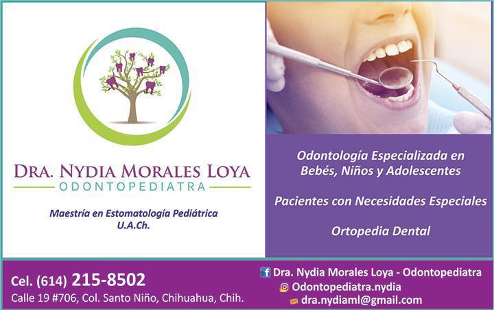 Dra. Nydia Morales Loya