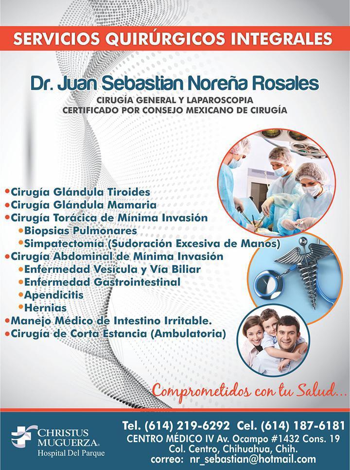 Dr. Juan Sebastian Noreña Rosales