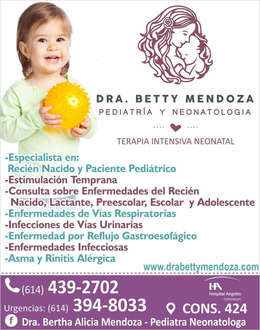 Dra. Betty Mendoza