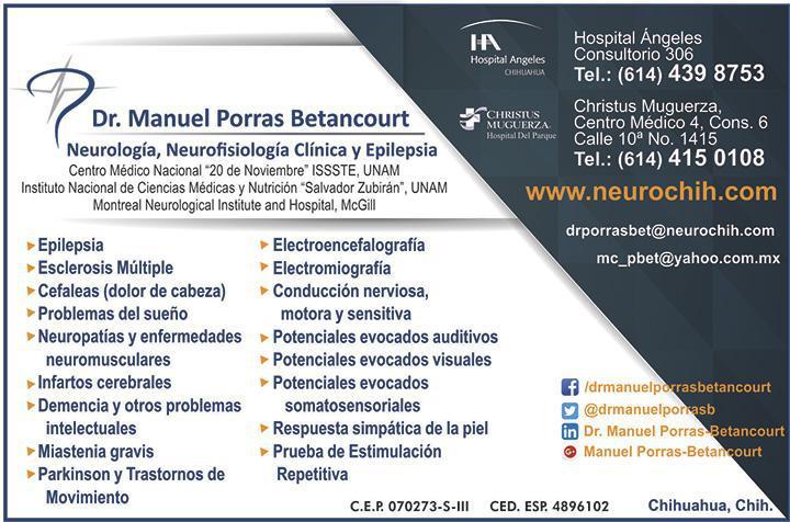 Dr. Manuel Porras-Betancourt