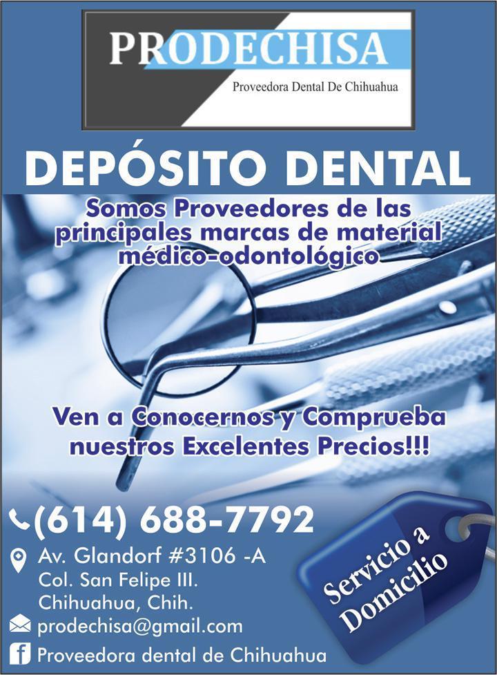 PRODECHISA Proveedora Dental de Chihuahua