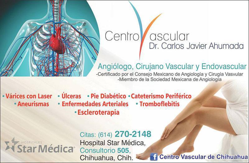 Dr. Carlos Javier Ahumada