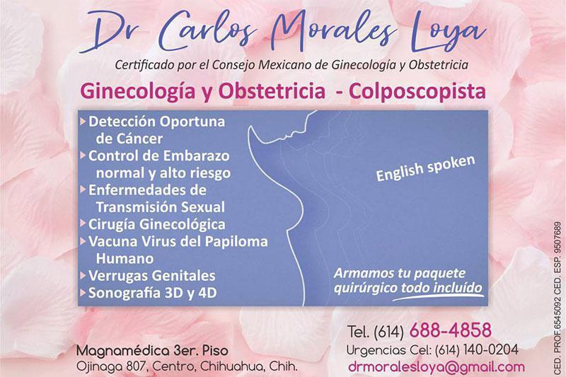 Dr. Carlos L. Morales Loya