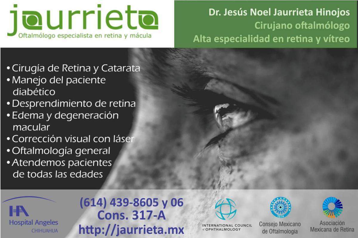 Dr. Jesús Noel Jaurrieta Hinojos