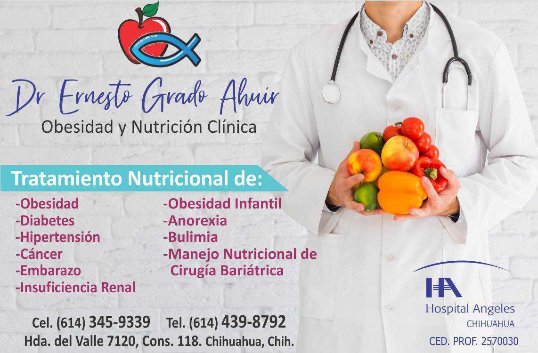 Dr. Ernesto Grado Ahuir