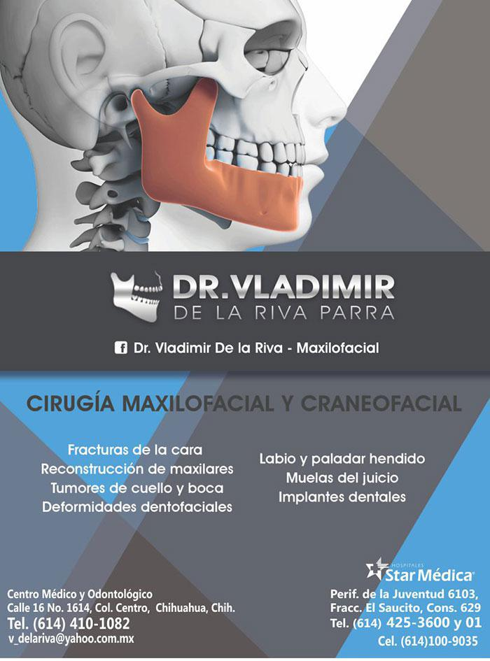 Dr. Vladimir de la Riva Parra