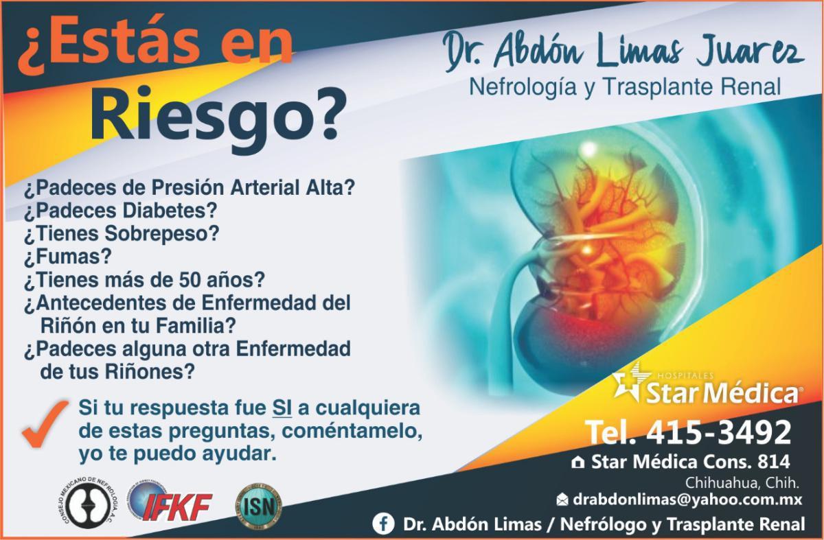 Dr. Abdón Limas Juárez