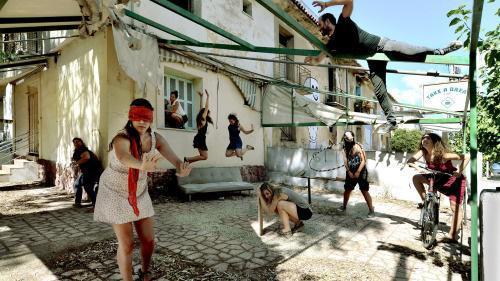 UrbanDig Project Omonia – Artistic Practices for Sustainable Urban Communities