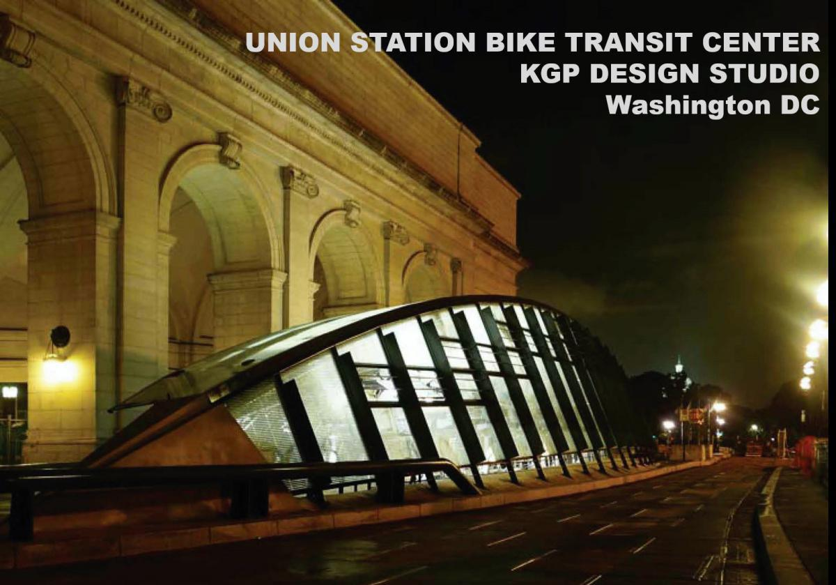 Bicycle Transit Stations