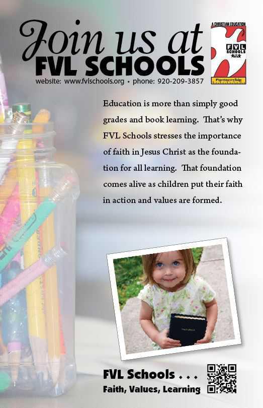 FVL Schools - Featured Sponsor