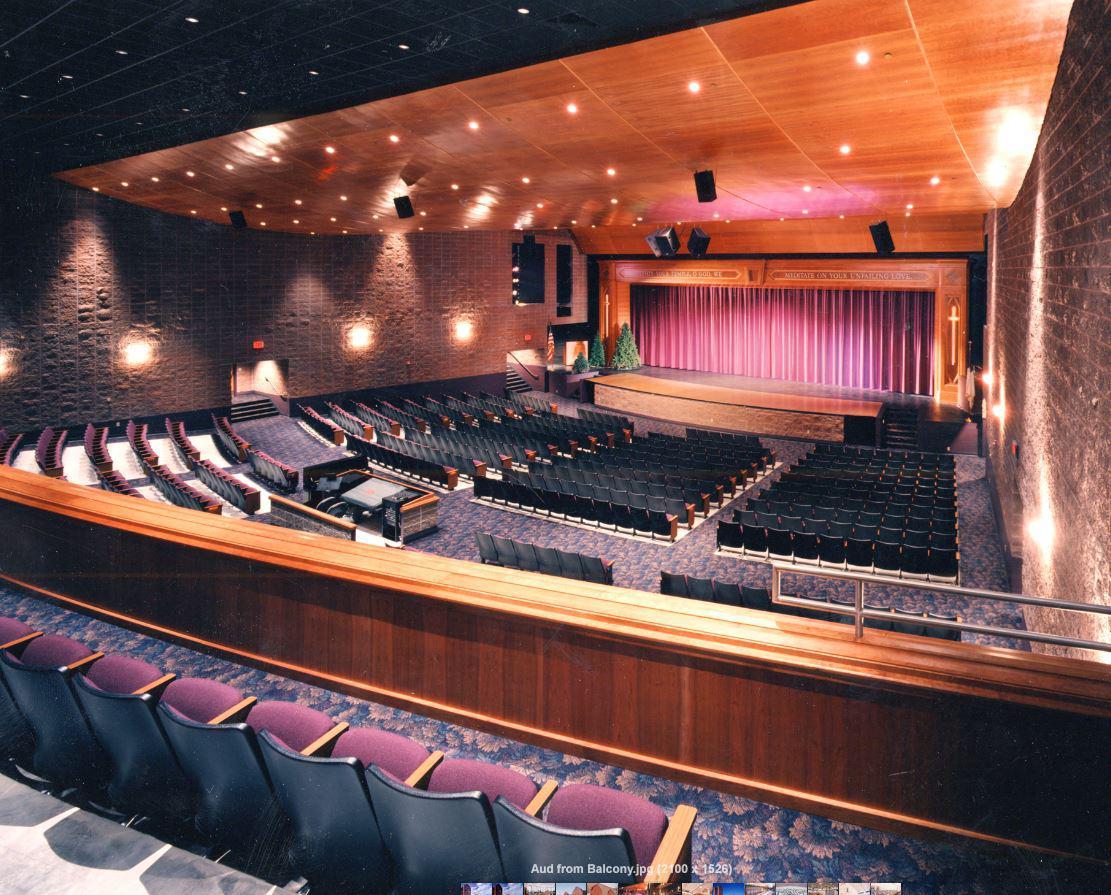 Auditorium from Balcony