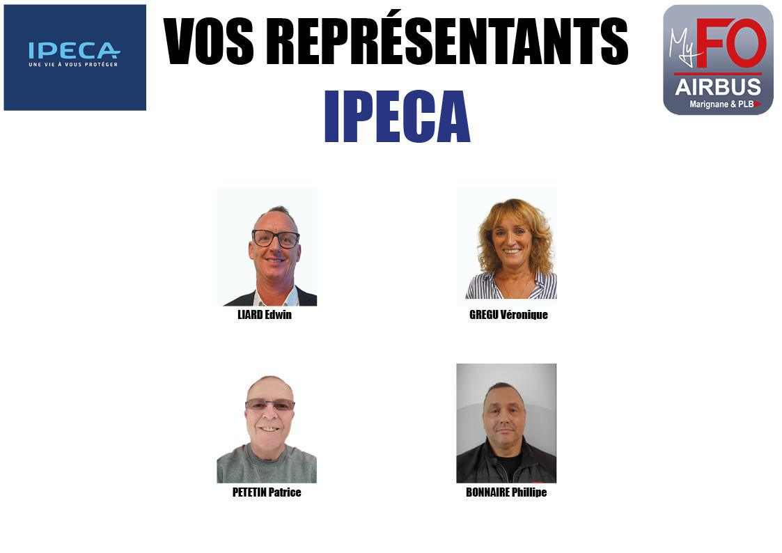 IPECA-MSAE : FO progresse de 3% !
