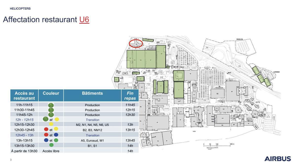 Planning et réorganisation de vos restaurants !