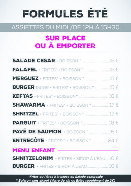 Le Lev's (viande)