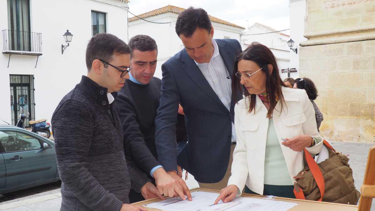 El Ayuntamiento pone en marcha un proyecto de recuperación del patrimonio centrado en la Parroquia de La Oliva y las fuentes de El Fontanal