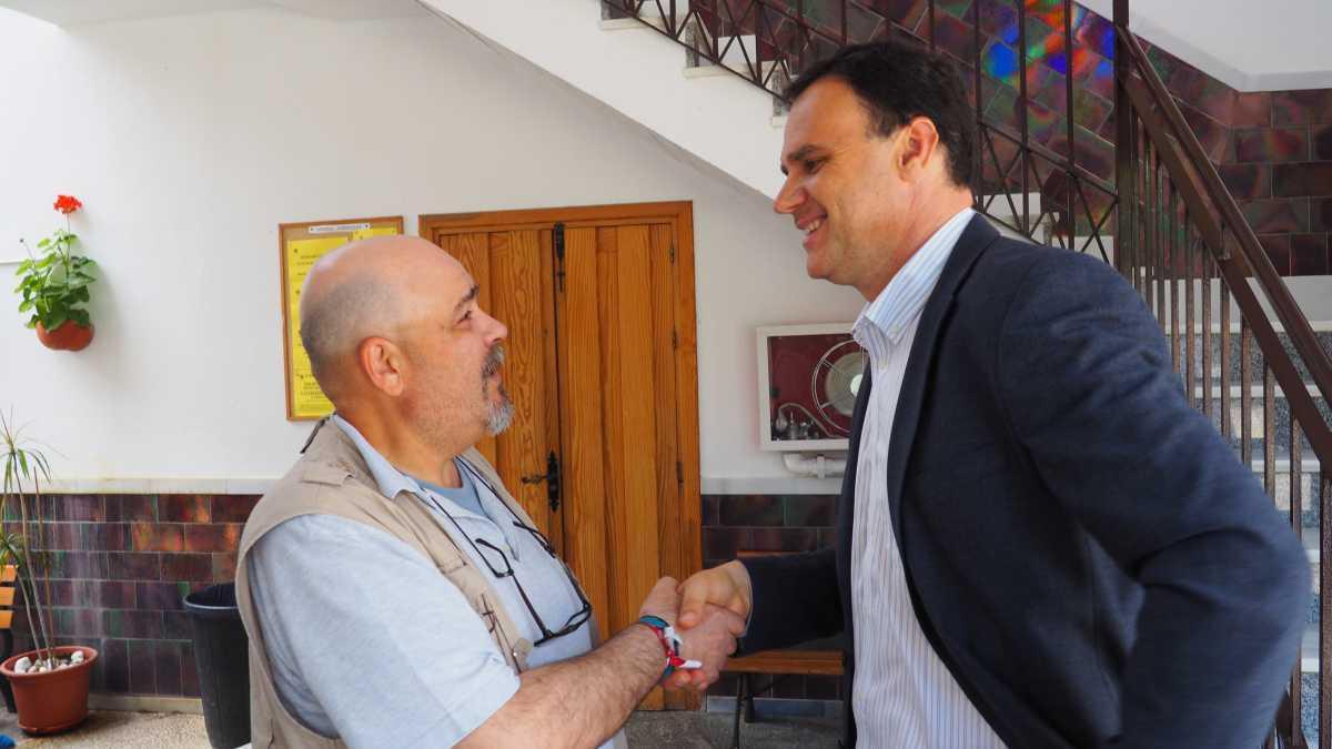 El Ayuntamiento acometerá diversas actuaciones de mejora en el entorno de la Parroquia de Nazaret
