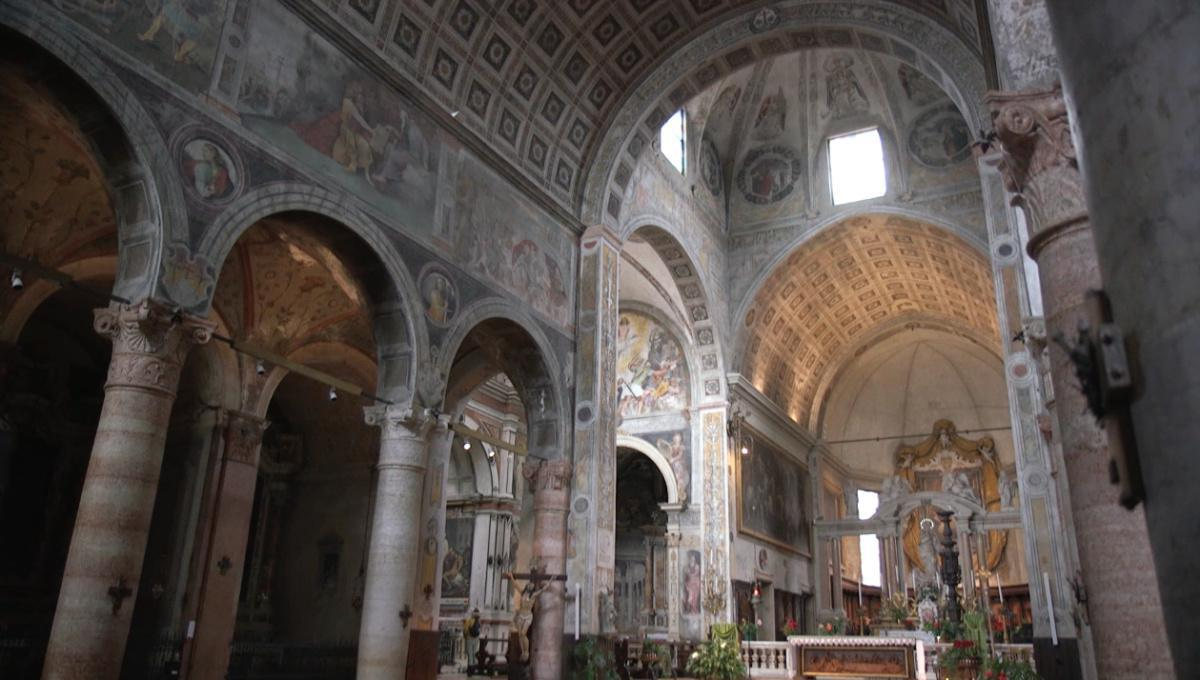 I tesori di Santa Maria in Organo