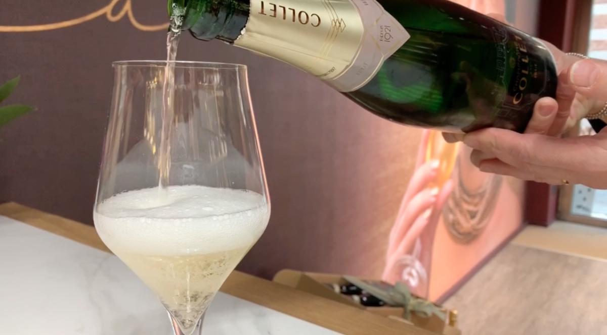 La Cuvée Champagne e Territorio