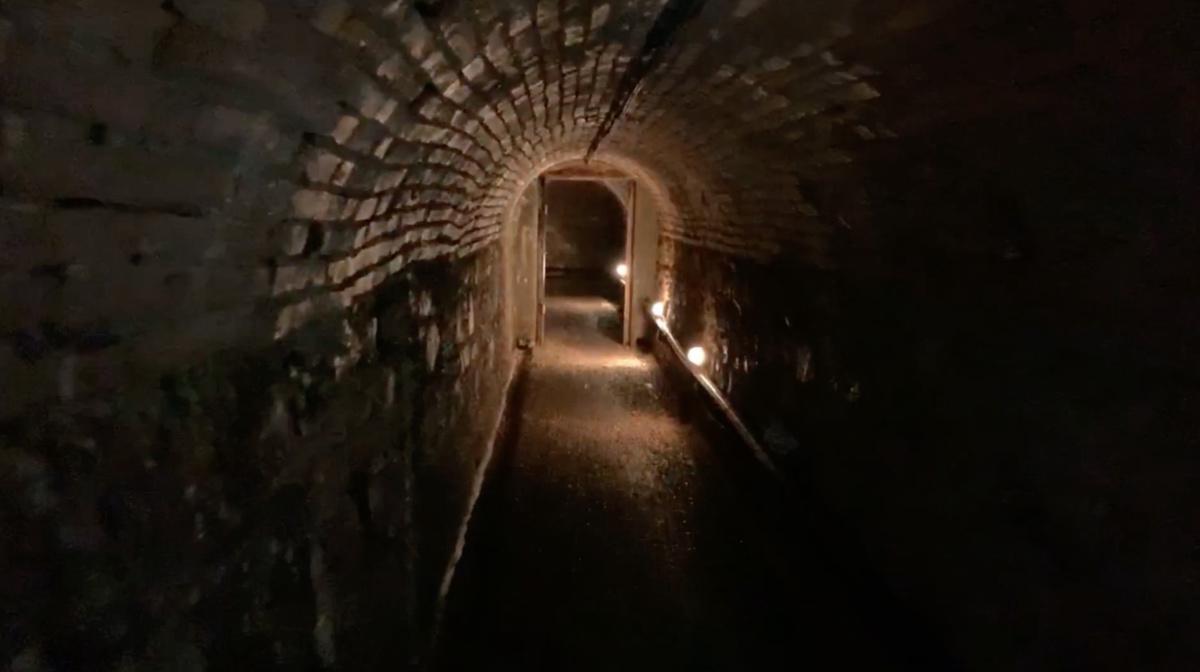 Il bunker di Recoaro Terme