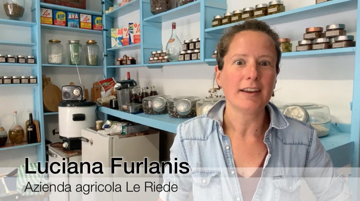 Cibiana, nella vecchia bottega della signora Maria...