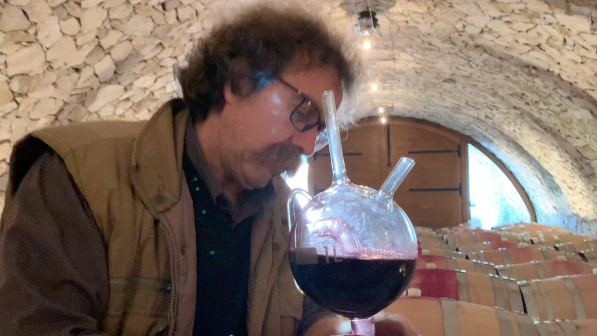 Mario Pojer, l'innovatore del vino