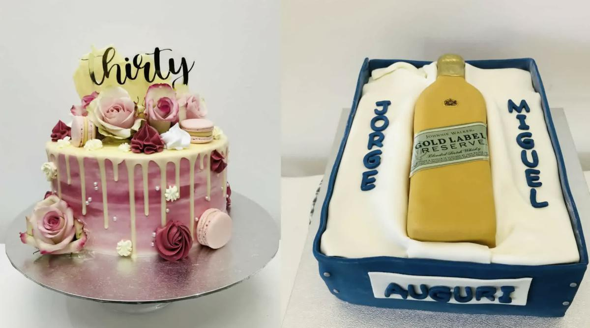 Le fantastiche torte cake design di Nadja